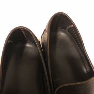 Hugo Boss Shoes - Men's brown Hugo Boss loafers